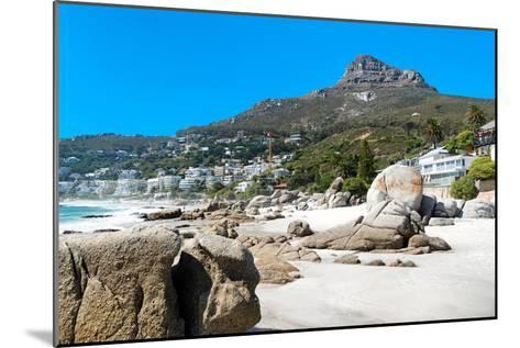 Awesome South Africa Collection - Clifton Beach - Cape Town II-Philippe Hugonnard-Mounted Photographic Print
