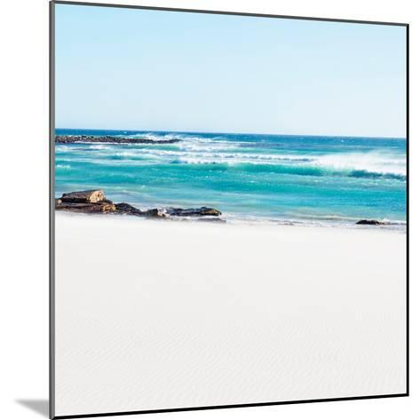 Awesome South Africa Collection Square - White Sand-Philippe Hugonnard-Mounted Photographic Print