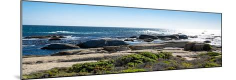 Awesome South Africa Collection Panoramic - Ocean View-Philippe Hugonnard-Mounted Photographic Print