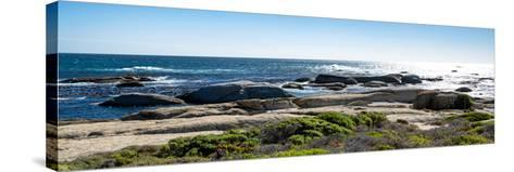 Awesome South Africa Collection Panoramic - Ocean View-Philippe Hugonnard-Stretched Canvas Print