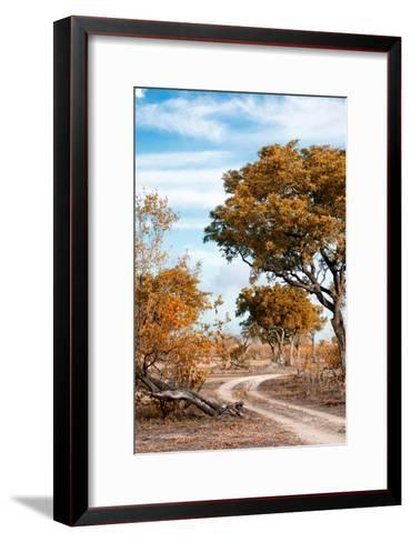 Awesome South Africa Collection - Savanna Landscape III-Philippe Hugonnard-Framed Art Print