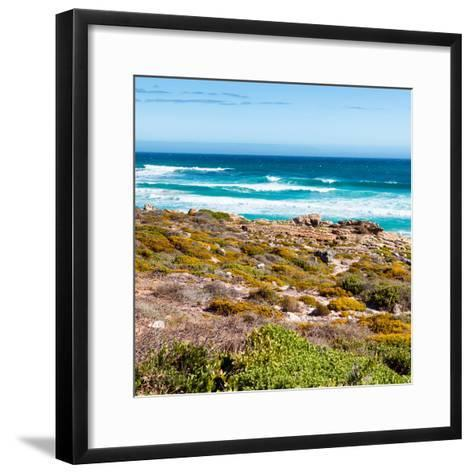 Awesome South Africa Collection Square - Natural Beauty - Cape Town-Philippe Hugonnard-Framed Art Print
