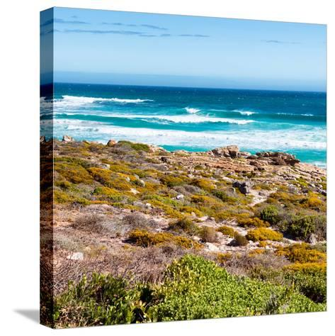Awesome South Africa Collection Square - Natural Beauty - Cape Town-Philippe Hugonnard-Stretched Canvas Print