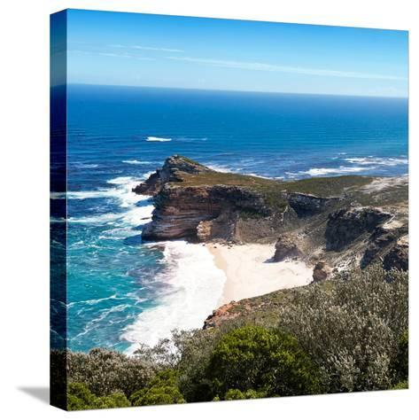 Awesome South Africa Collection Square - Cape of Good Hope-Philippe Hugonnard-Stretched Canvas Print