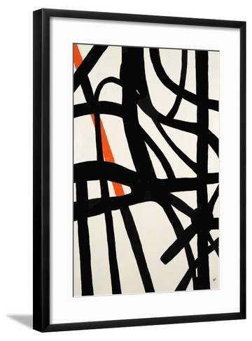New Carnivale-Abe Abe-Framed Art Print