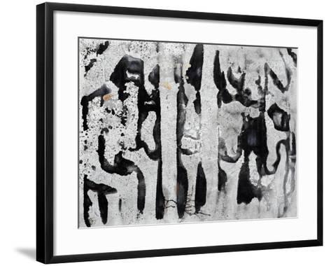 Wrack Lines II-Tyson Estes-Framed Art Print