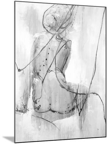 Shadow Silhouette I-Joshua Schicker-Mounted Giclee Print