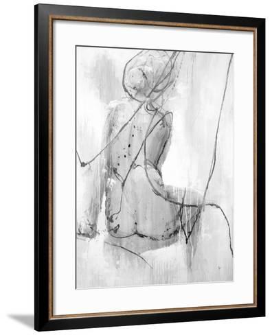 Shadow Silhouette I-Joshua Schicker-Framed Art Print