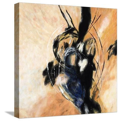Checkmate Status-Abe Abe-Stretched Canvas Print