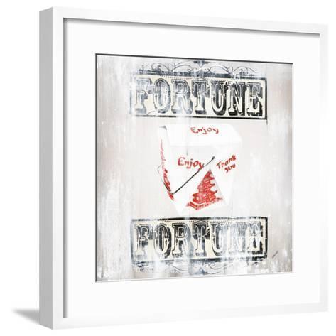 Good Fortune-Sydney Edmiunds-Framed Art Print