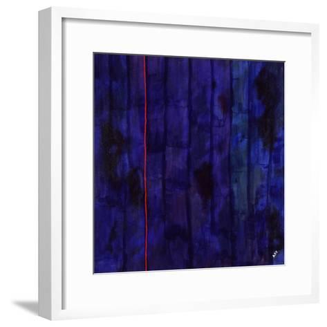 Midnight Panorama I-Abe Abe-Framed Art Print