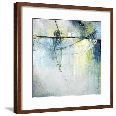 Island Waterfall-Kari Taylor-Framed Art Print