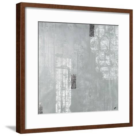 Electric Trail-Estes Estes-Framed Art Print