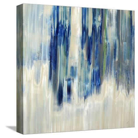 Blunt Frequency-Taylor Taylor-Stretched Canvas Print