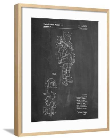Apollo Space Suit Patent-Cole Borders-Framed Art Print
