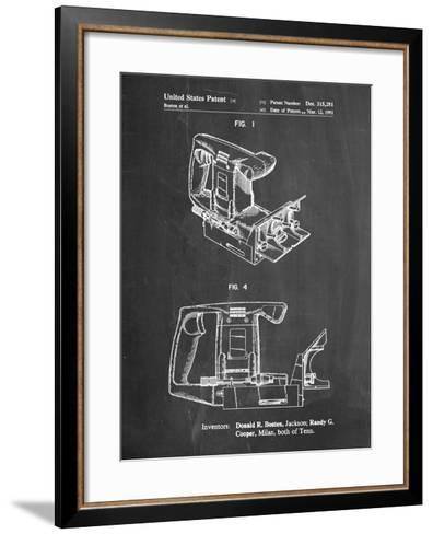 Plate Joiner-Cole Borders-Framed Art Print