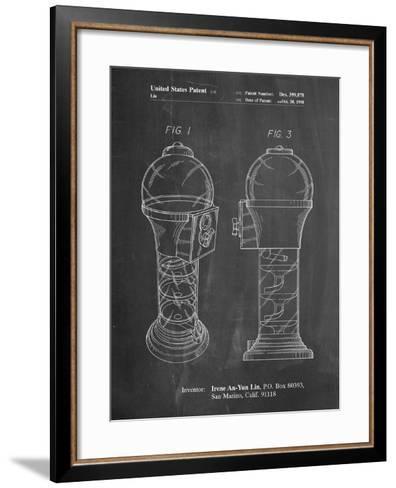 Gumball Machine-Cole Borders-Framed Art Print