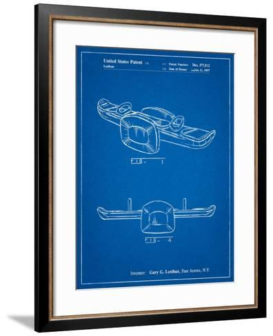 Teeter Totter-Cole Borders-Framed Art Print