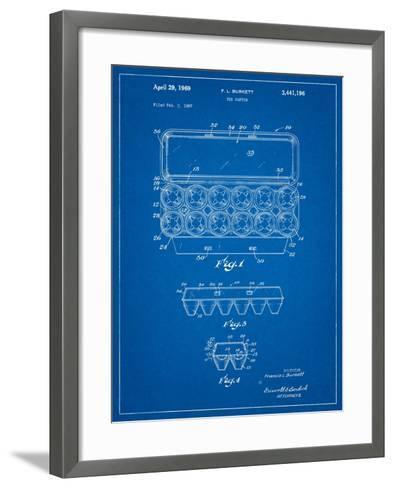 Egg Carton Patent-Cole Borders-Framed Art Print