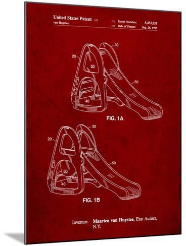 Slide-Cole Borders-Mounted Art Print