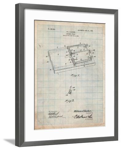 Rat Trap Patent Print-Cole Borders-Framed Art Print