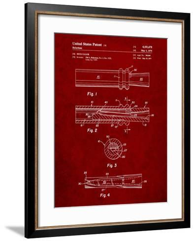 Duck Commander Duck Call Patent, Phil Robertson, Inventor-Cole Borders-Framed Art Print