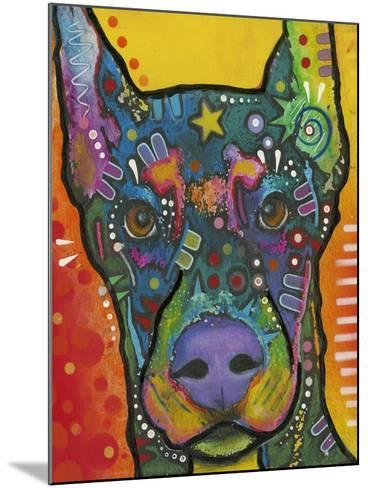 Pharaoh Hound-Dean Russo-Mounted Giclee Print