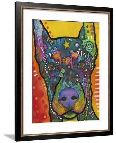 Pharaoh Hound-Dean Russo-Framed Art Print