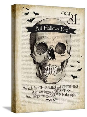 All Hallows-Stephanie Marrott-Stretched Canvas Print