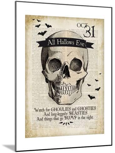 All Hallows-Stephanie Marrott-Mounted Giclee Print