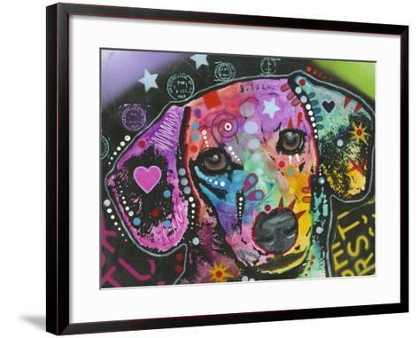 Scent Hound-Dean Russo-Framed Art Print