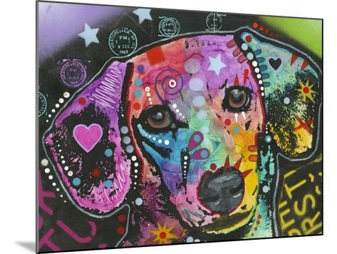 Scent Hound-Dean Russo-Mounted Giclee Print