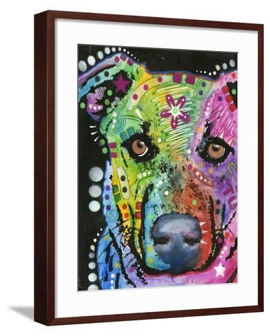 Labrador-Dean Russo-Framed Art Print