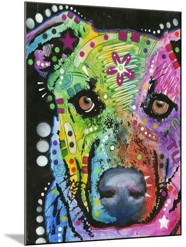 Labrador-Dean Russo-Mounted Giclee Print