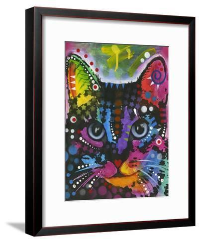Cat-Dean Russo-Framed Art Print