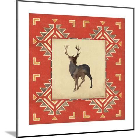 Deer Blanket-Stephanie Marrott-Mounted Giclee Print