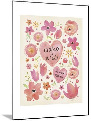 A Wish-Stephanie Marrott-Mounted Giclee Print