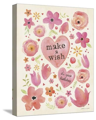 A Wish-Stephanie Marrott-Stretched Canvas Print