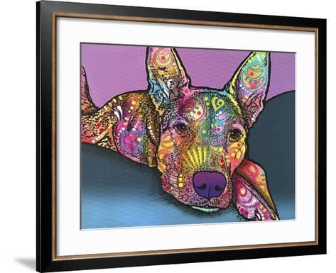 Rocky-Dean Russo-Framed Art Print
