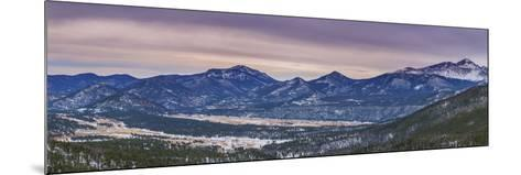 Many Parks Pano-Darren White Photography-Mounted Photographic Print