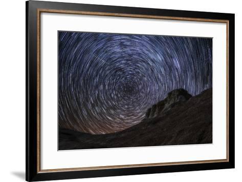 Shooting the Mines-Darren White Photography-Framed Art Print