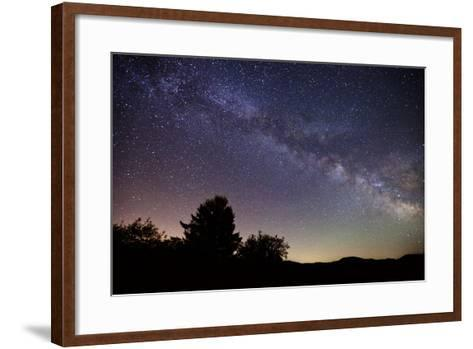 Coastal Skies-Darren White Photography-Framed Art Print