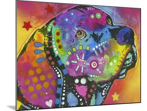 Psychedelic Lab-Dean Russo-Mounted Giclee Print