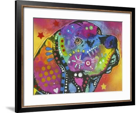 Psychedelic Lab-Dean Russo-Framed Art Print