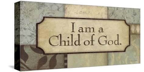 Child of God-Stephanie Marrott-Stretched Canvas Print