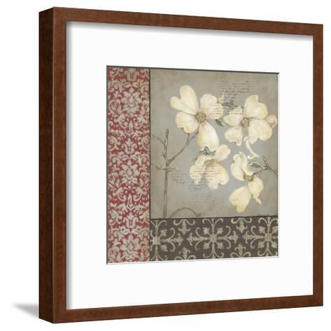 Dogwood I-Stephanie Marrott-Framed Art Print