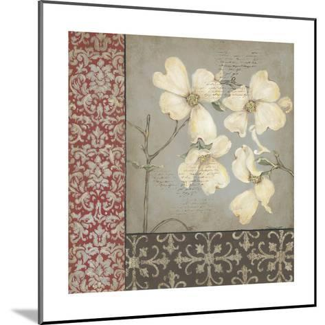 Dogwood I-Stephanie Marrott-Mounted Giclee Print