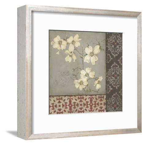Dogwood II-Stephanie Marrott-Framed Art Print