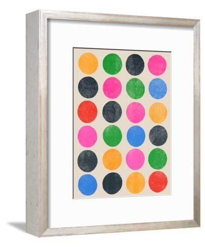 Colourplay III-Garima Dhawan-Framed Art Print