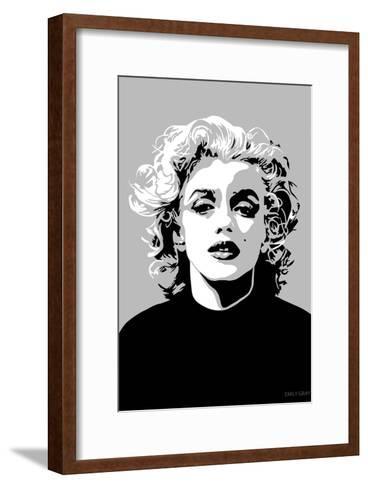 Marilyn - Goodbye Norma Jean-Emily Gray-Framed Art Print